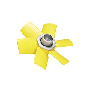 TS Fixed pitch airfoil profile axial impellers
