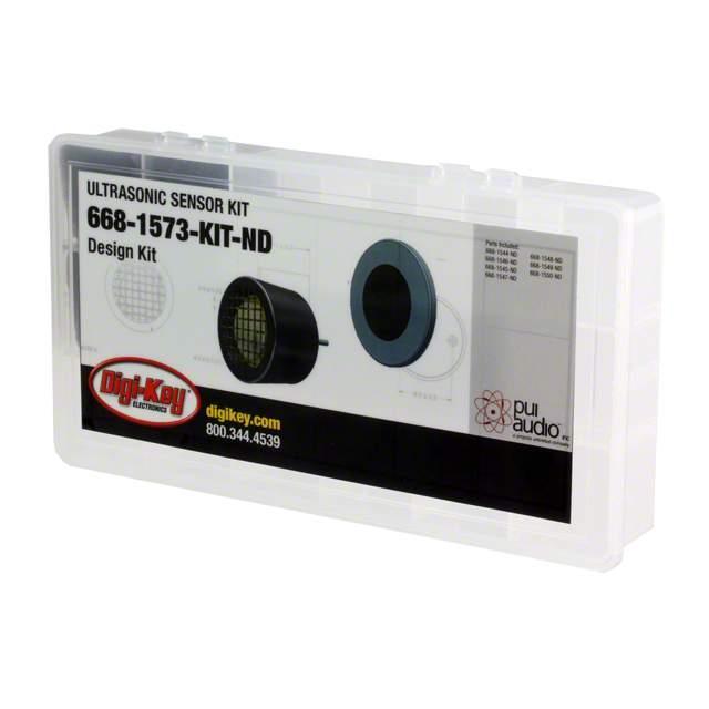 ULTRASONIC SENSOR KIT - PUI Audio, Inc. 668-1573-KIT
