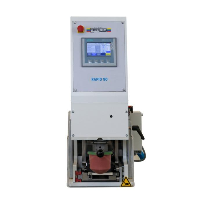 RAPID Pad Printing Machine Series - Pad printing machine series for high speed applications.