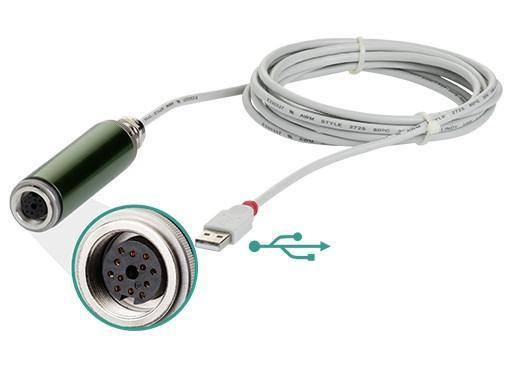 Interfaccia USB - 9206 - Interfaccia USB - 9206