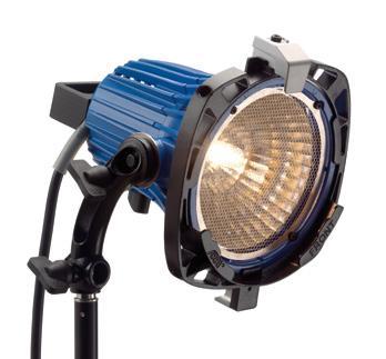 Halogen spotlights - ARRI ARRILITE 750 Plus, EU connector, incl. 4-leaf