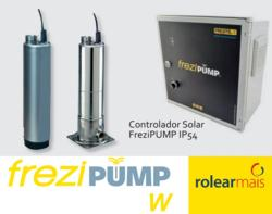 FREZIPUMP W - Solução inovadora para captações
