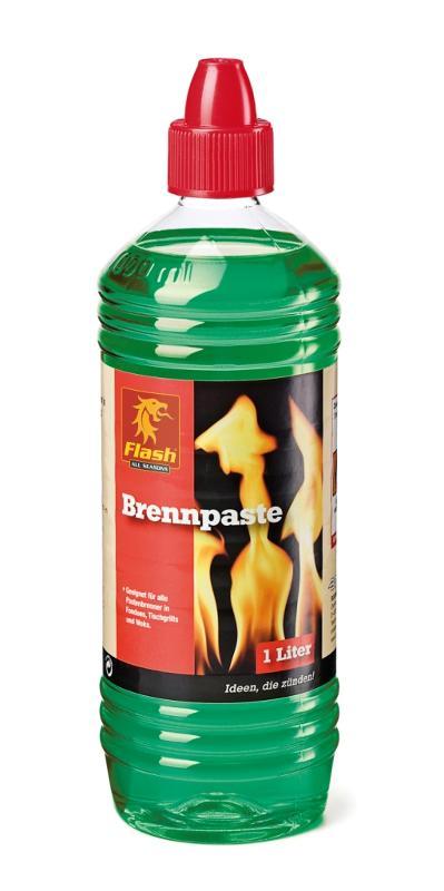 FLASH Brennpaste 1000 ml - null