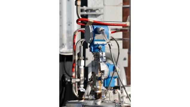 mesure pression - pression absolue relative cerabar PMP71