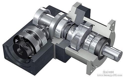 caja de engranajes planetarios de precisión - mecánico