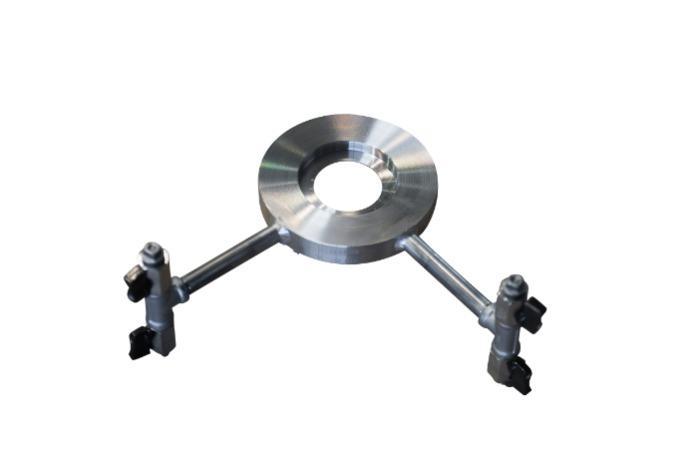 Plaque à orifice monobloc - Fabricant de diaphragmes pour mesure de débit par pression différentielle