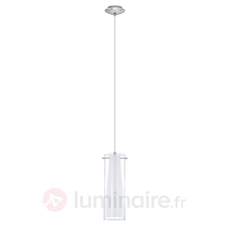 Suspension PINTO à diffuseur de verre doublé - Toutes les suspensions