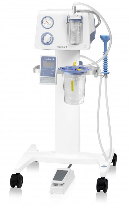 Vacuum Assisted Delivery System (VAD) - Ventouse delivery with vacuum and a large choice of suction cups, accessories