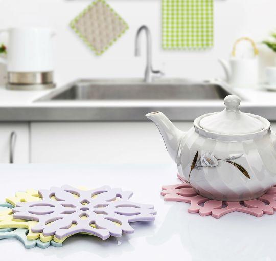 Silicone Tea Trivet - null