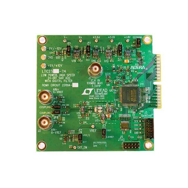 LTC2380-24 DEMO BOARD - Linear Technology DC2289A-A