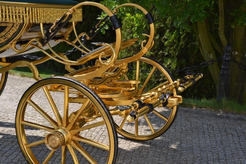 Gala- und Repräsentationskutschen - Kutschen