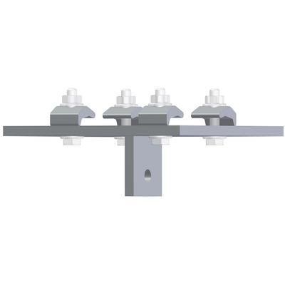 Pipe hangers - Type ZPRA C45+N, S235JR hdg