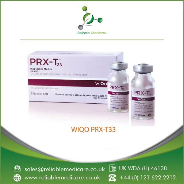 WIQO PRX-T33 Peel  - aesthetic fillers