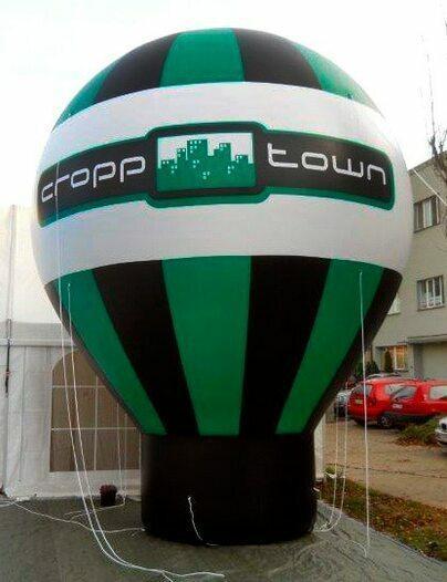 Ballone – Messeballone, Leuchtballone, Fesselballone - null