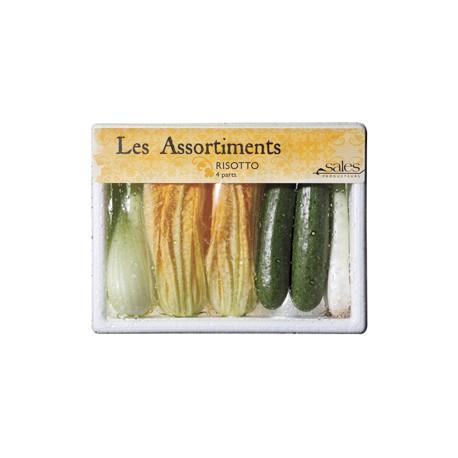 Mini Verduras