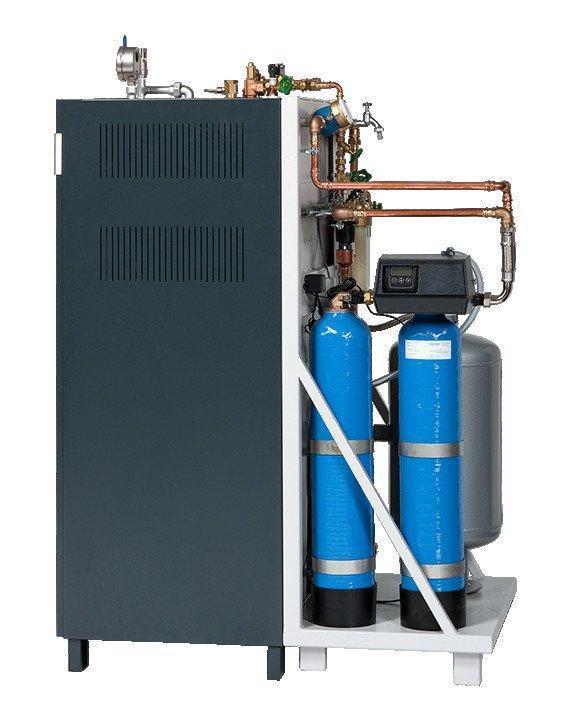 Dampfkessel -  Elektro E 6 M - E 72 M - Elektrischer Dampferzeuger in 14 verschiedenen Leistungsstärken