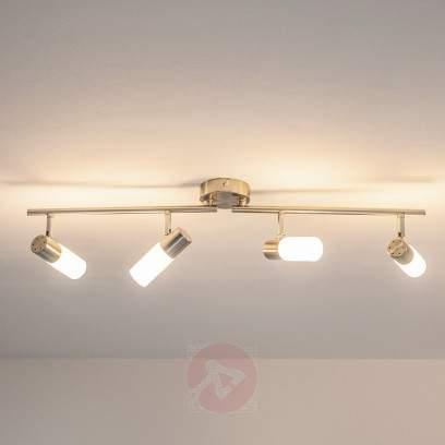 Corella Ceiling Light Beautiful Brass 26 cm - design-hotel-lighting