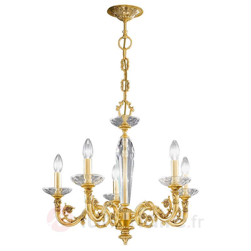 Lustre élégant Contarini doré - Lustres classiques,antiques
