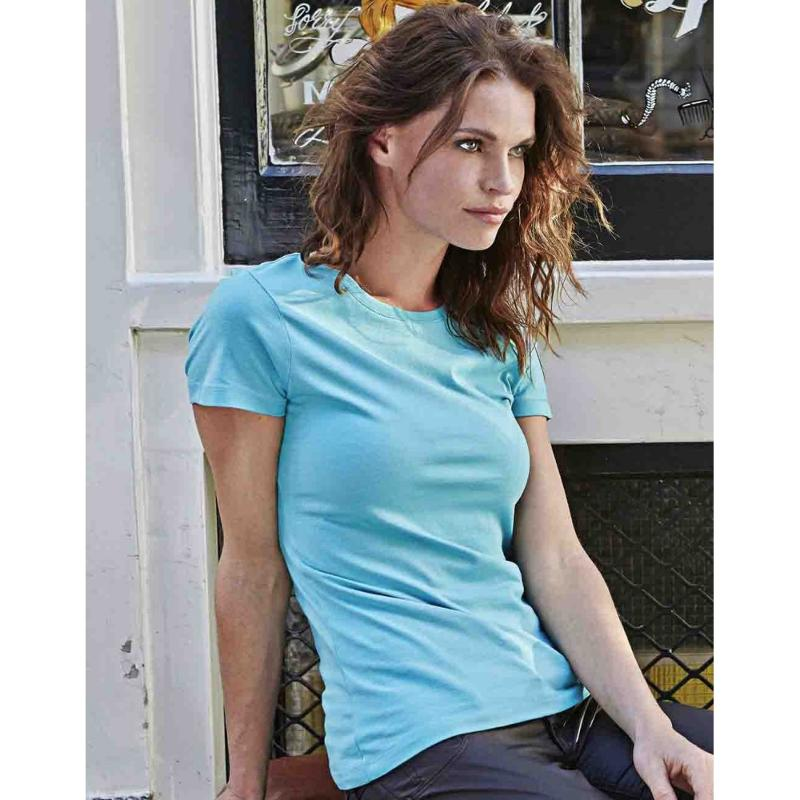 Tee-shirt femme Luxe - Manches courtes