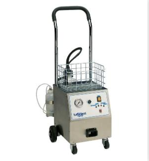 Vapor.net 4,5/6/9 Kw Inj - Vacuum - Industrial Steam Cleaners with Dry Steam Technology ,Boiler Power from 4,5 to 9