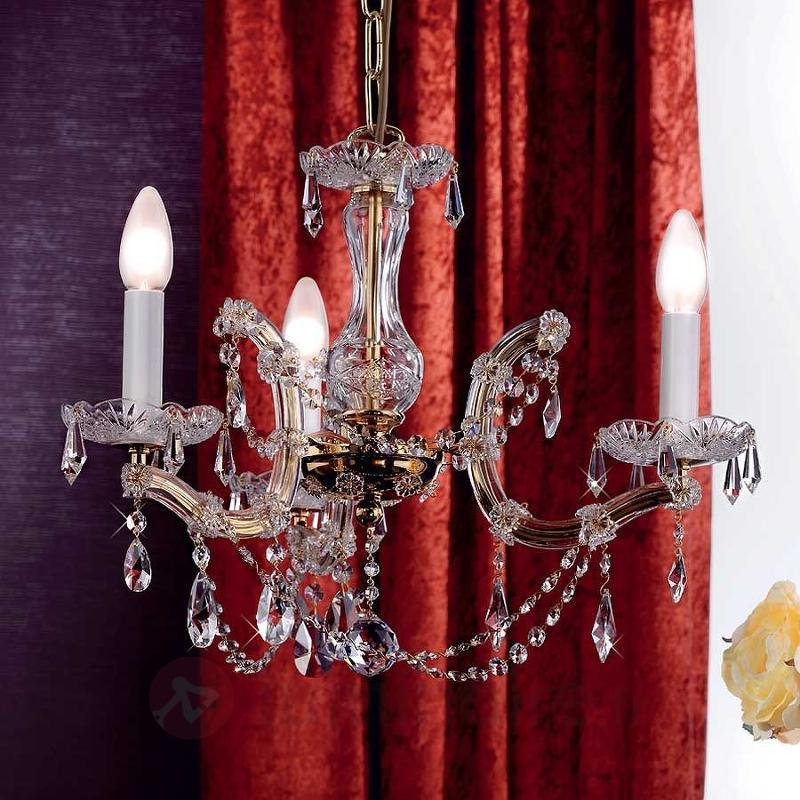 Petit lustre TJURA, 54 cm - Lustres classiques,antiques