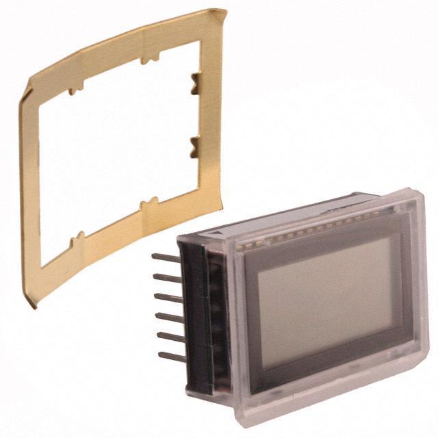 VOLTMETER 200MVDC LCD PANEL MT - Murata Power Solutions Inc. DMS-20LCD-0-5-C