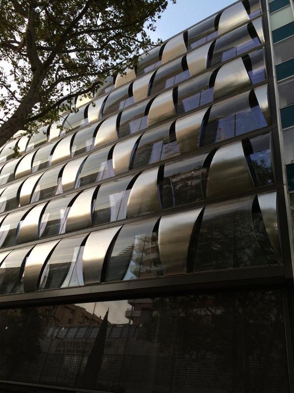Edelstahllochblech für Fassade - null