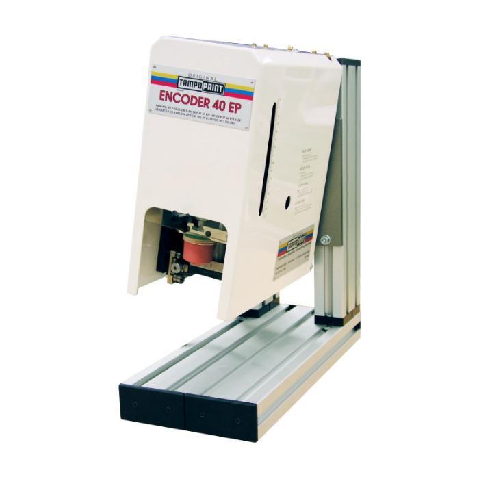 ENCODER Tampondruckmaschinenserie - Tampondruckmaschine für schwierigste Druckpositionen