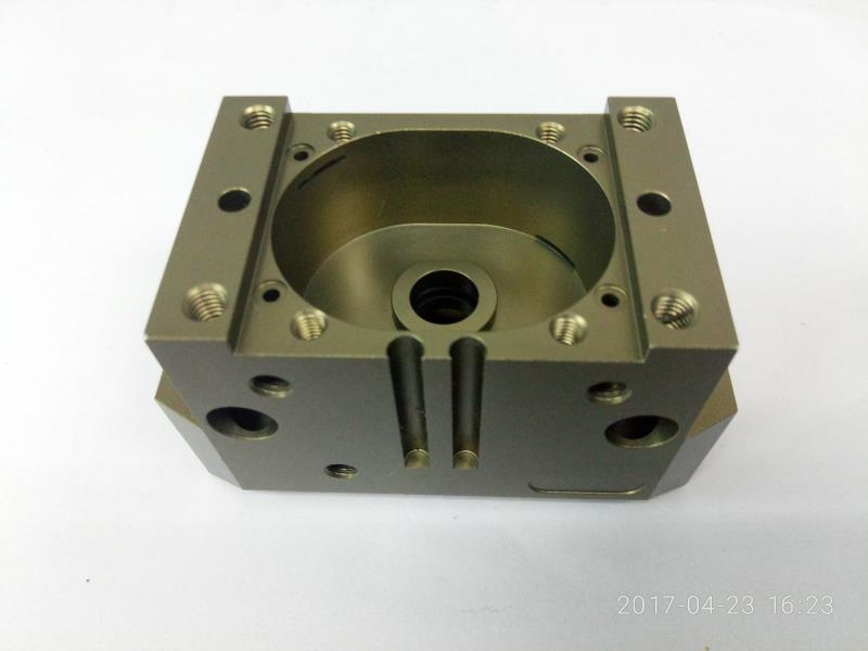 Machining Components -