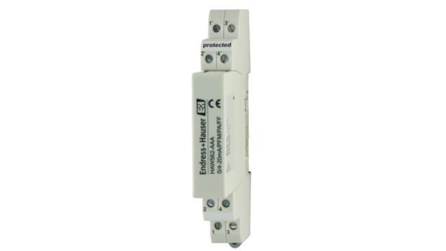 composants systeme enregistreur datamanager - parafoudre rail profile HAW562