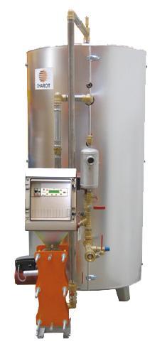 Préparateur de stérilisaton  - STERIL'INOX