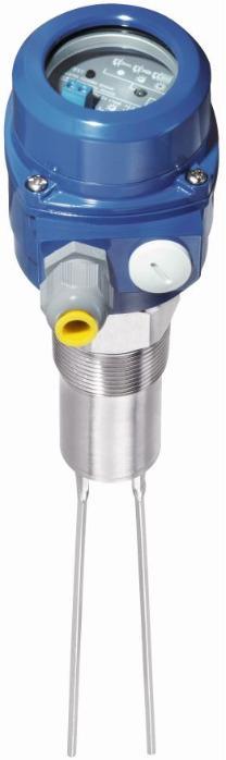 Horquilla vibratoria Vibranivo® VN 2000/6000 - Detector de nivel lleno, vacío o intermedio en silos o contenedores.