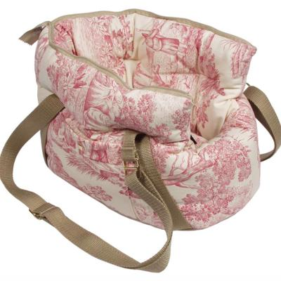 Oval carrier, with zipper for Pets