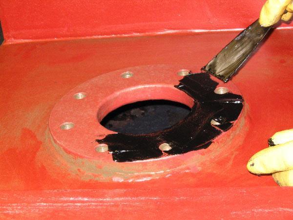 Нанесение защитных покрытий - Нанесение полимерных защитных покрытий на основе синтетических смол
