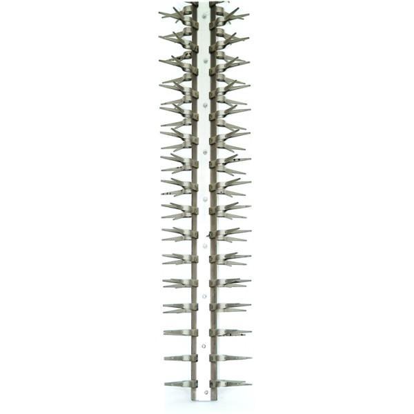 Anodic titanium Rack - Anodizing Rack Ti 2 Points - Anodizing Rack Ti 4 Sides - Anodizing Rack 4 Sides S36