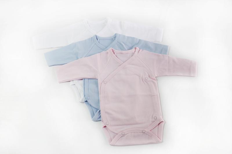 Body de bebé - Body de bebé 100% algodón