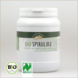 Bio Spirulina Pulver Naturland - Mikroalgen