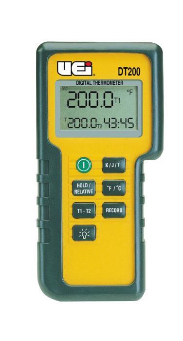 Thermomètre numériques  - DT200