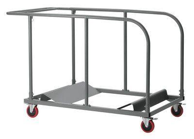 Chariot Planet Trolley Table Ronde 120 Cm 150 Cm 180 Cm - Tables De Collectivités