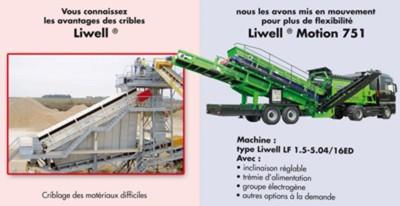 Cribles Liwell Motion - null