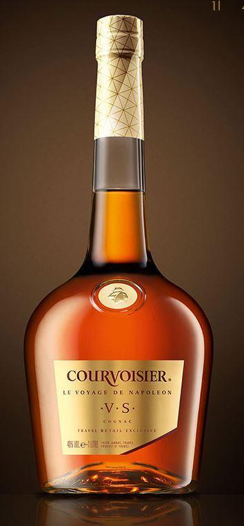 VS Le Voyage de Napoléon  - Cognac Courvoisier