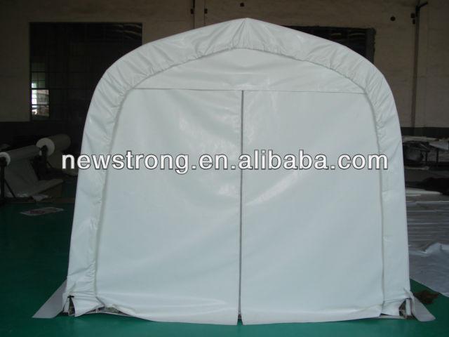PVC TARPAULIN CARPORT