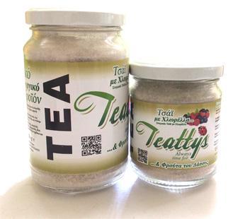 Teatty's | Always Time for - Στιγμιαίο Ρόφημα Τσαγιού