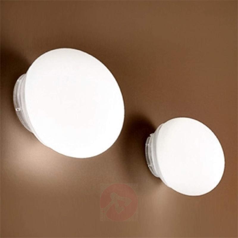 GOCCIA drop-shaped LED wall light - design-hotel-lighting