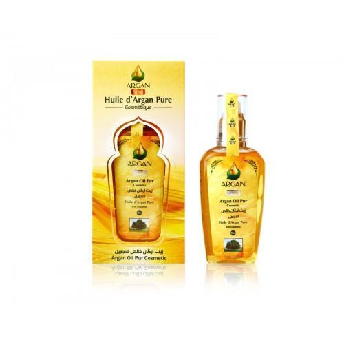Huile d'argan cosmétique - Huile d'argan cosmétique 125 ml