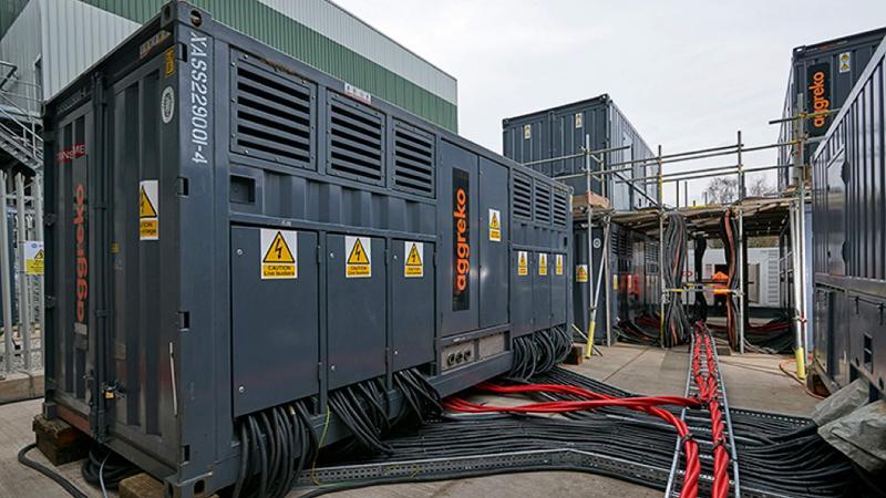 Lastbank-vermietung - Mieten Und Vermietung Von Generatoren, Klimaanlage Oder Industrieheizung