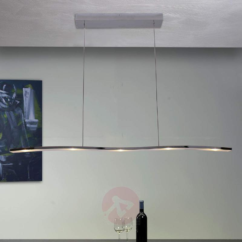 Onda LED hanging light, controllable via app - Remote Control Lighting