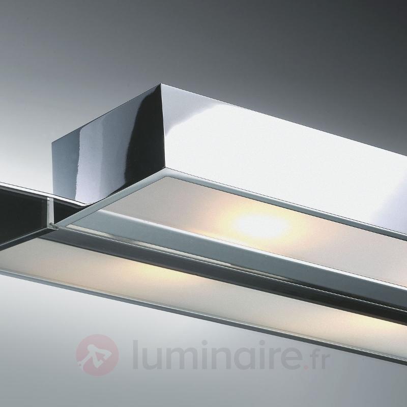 Applique miroir idéale BOX 1-40 chromée - Salle de bains et miroirs