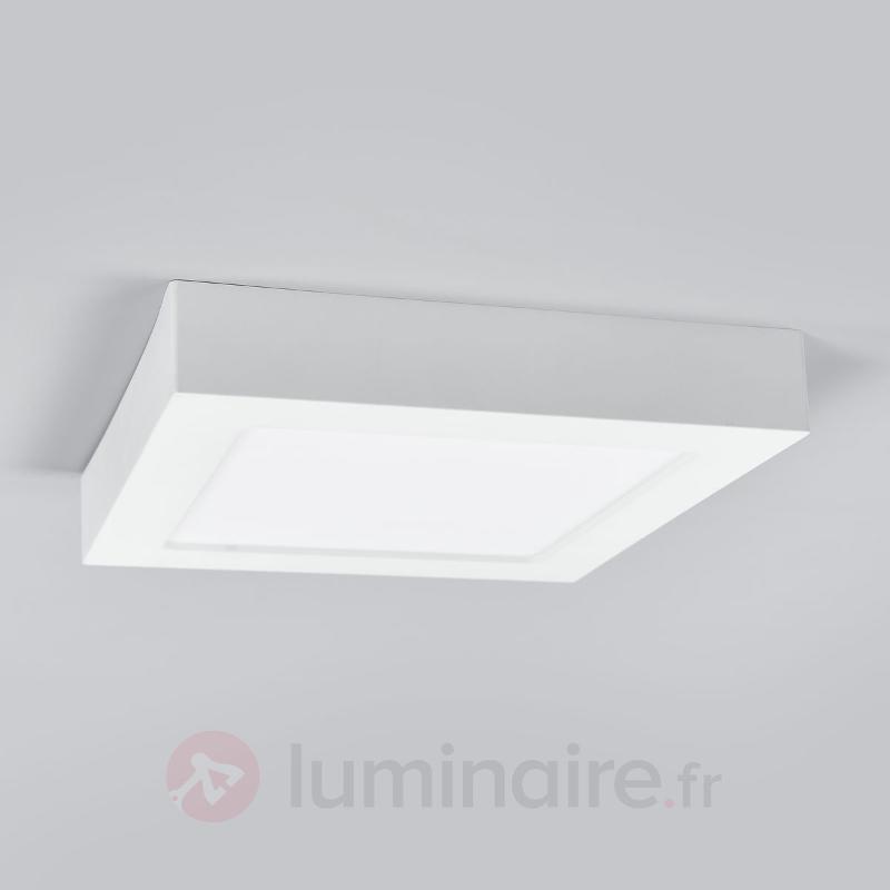 Plafonnier LED sobre et lumineux Marlo - Salle de bains