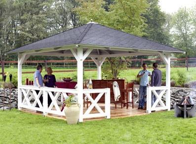 Pavillon Canne - null